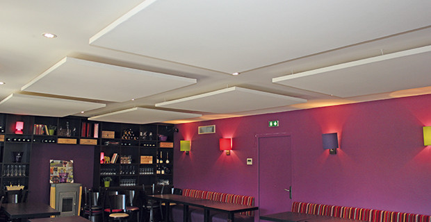 Ceiling Panel Acoustics