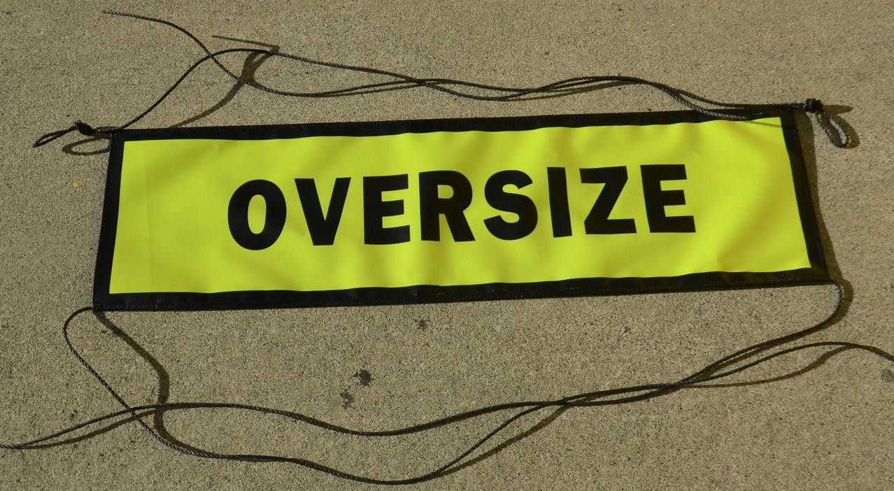 PVC Oversize Banner
