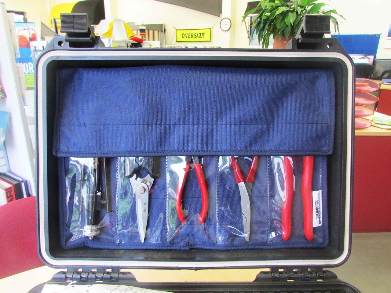 Customised Tool Storage, New Zealand