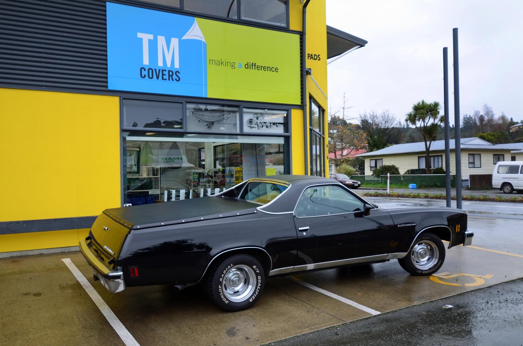 Chevrolet El Camino Ute Tonneau