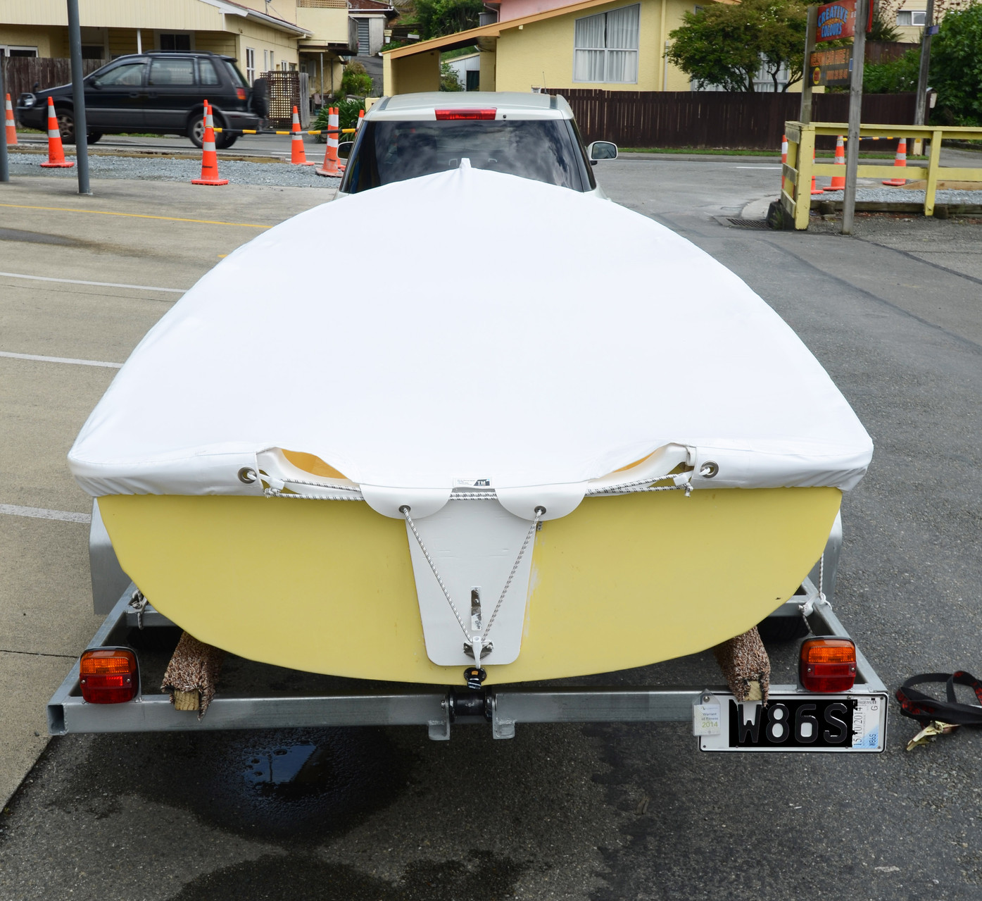 Boat Cover, Nelson, New Zealand