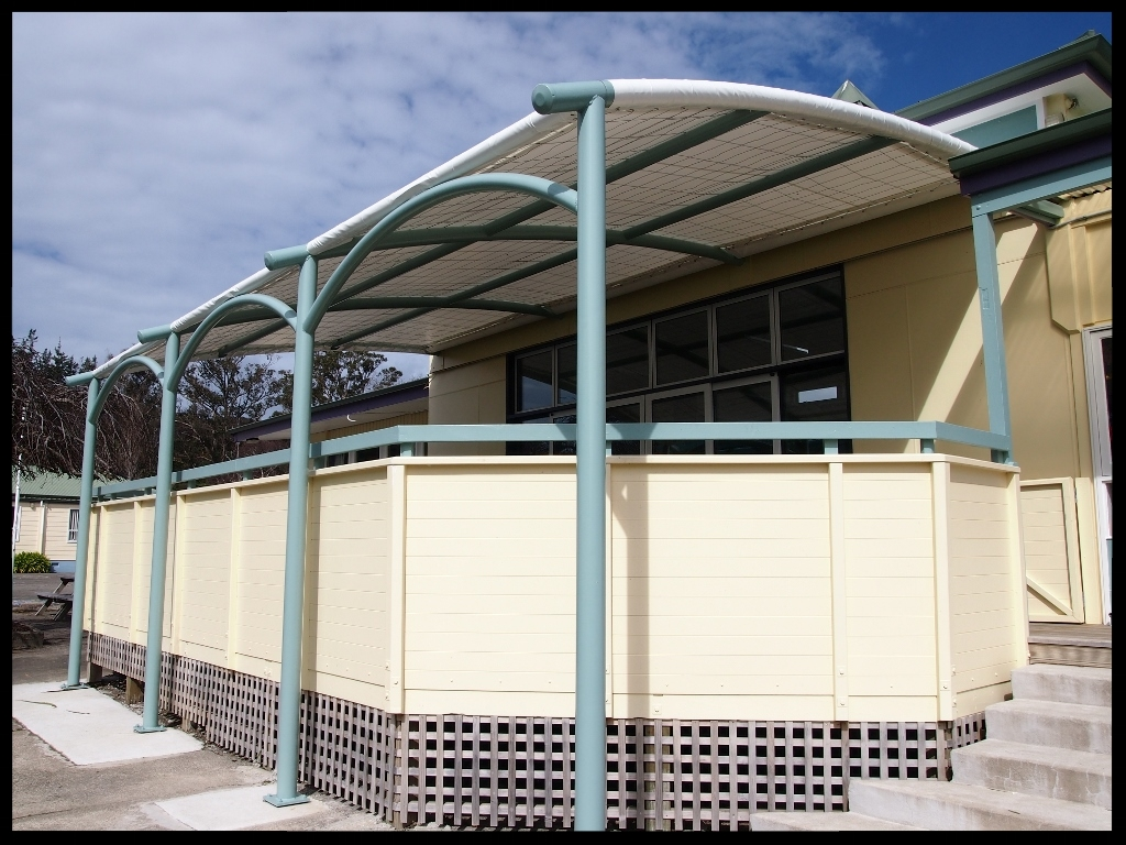 School Awning, Collingwood