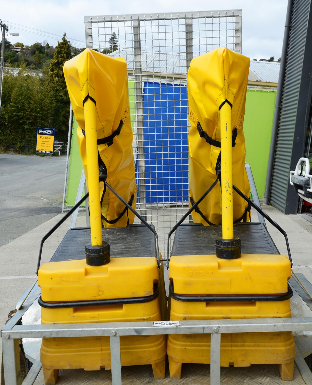 Mobile Traffic Lights Covers, New Zealand