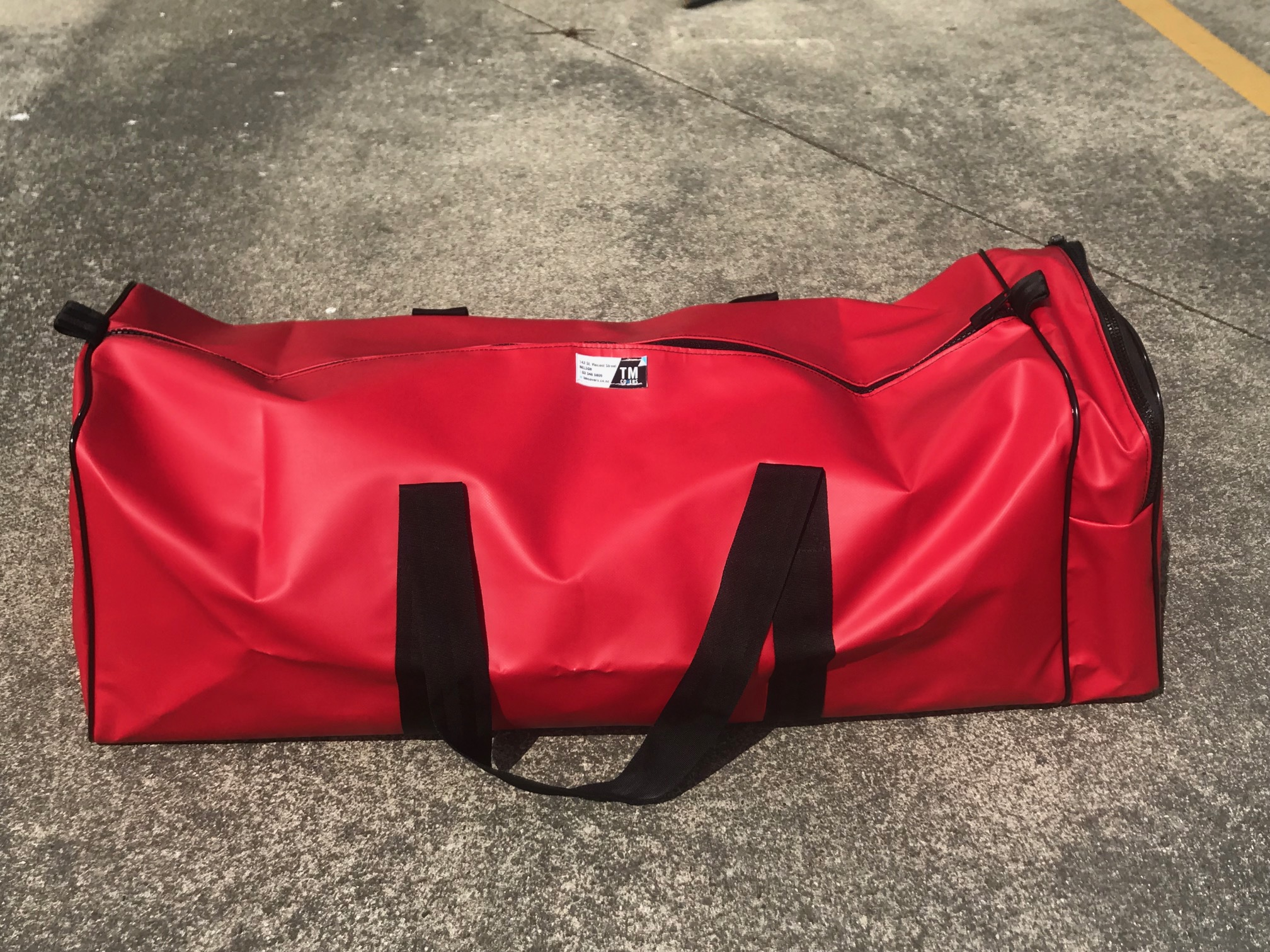 Heavy Duty PVC Gear Bag
