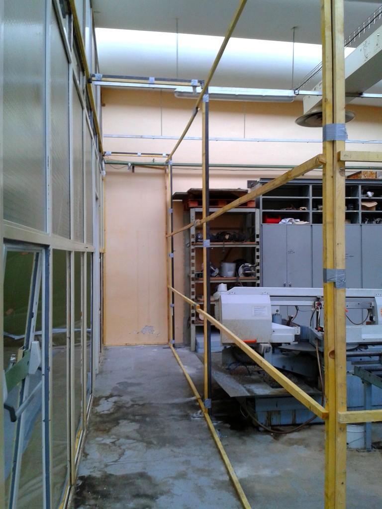 Structure des confinements