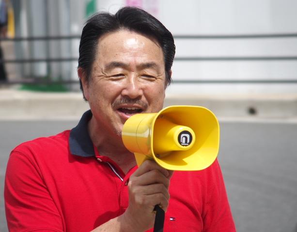 大分HIV訴訟を支える会/大分ともに歩む会の山崎兼雄さん