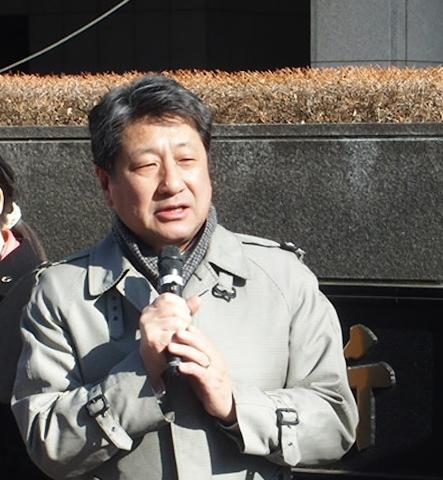田城郁元参議院議員