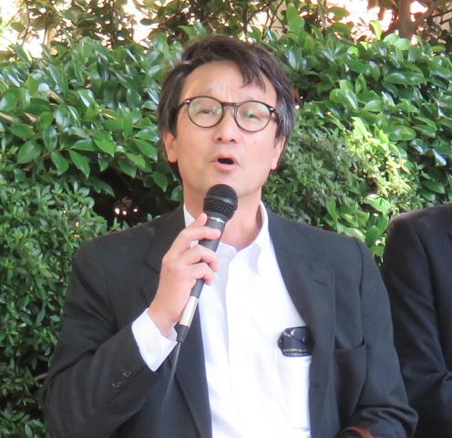 長南謙一さん(名古屋訴訟支援ネットワーク代表)