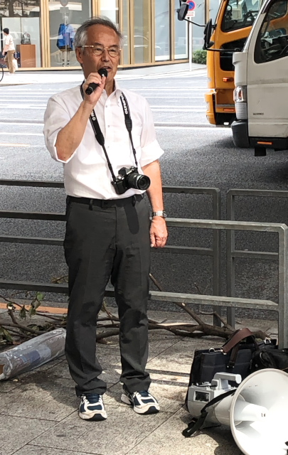 藤竿伊知郎さん(薬剤師)