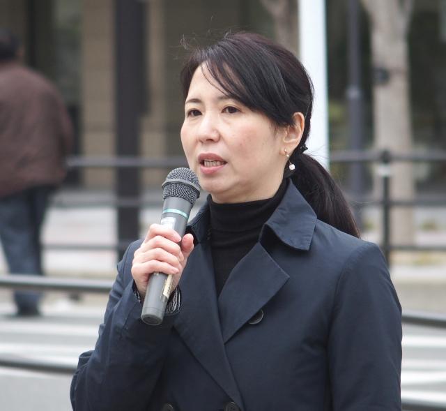 梅本邦子さん(HPVワクチン薬害訴訟九州原告団代表)
