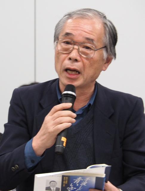 栗原敦さん(全国薬害被害者団体連絡協議会)