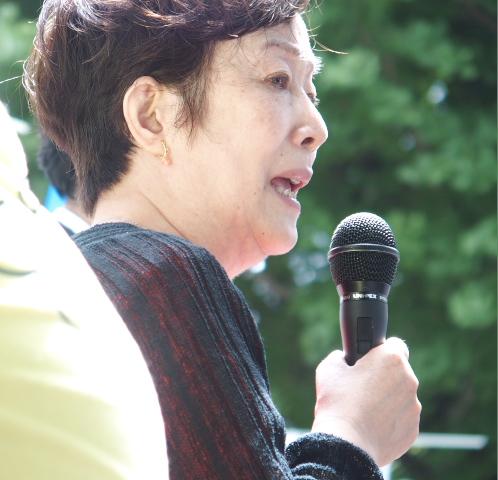 浅倉美津子薬害肝炎全国原告団代表