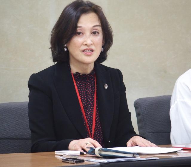水口真寿美HPVワクチン薬害全国弁護団共同代表
