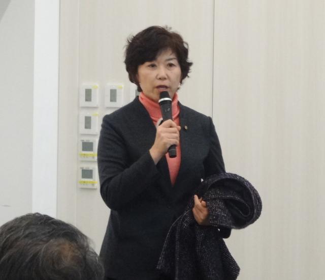 讃井さちこ北九州市議会議員(ふくおか市民政治ネットワーク)