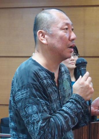 薬害肝炎名古屋訴訟原告の宮井留志さん
