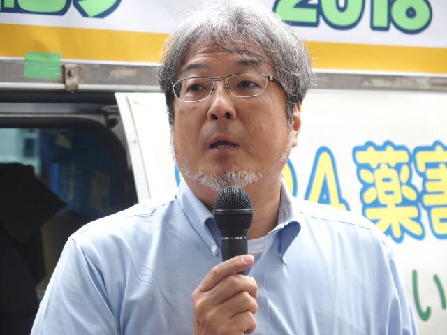 隈本邦彦HPVワクチン東京訴訟支援ネットワーク代表世話人(大学教授・科学ジャーナリスト)
