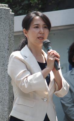 梅本邦子さん(九州原告団代表)