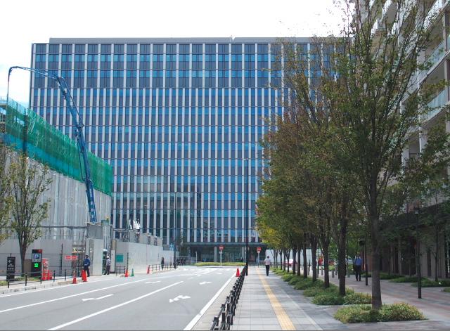 福岡地方裁判所新庁舎