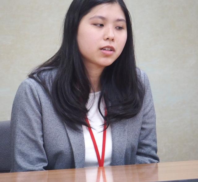 HPVワクチン薬害東京訴訟原告の伊藤維さん