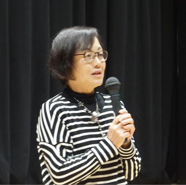 出田妙子薬害肝炎全国原告団九州支部共同代表