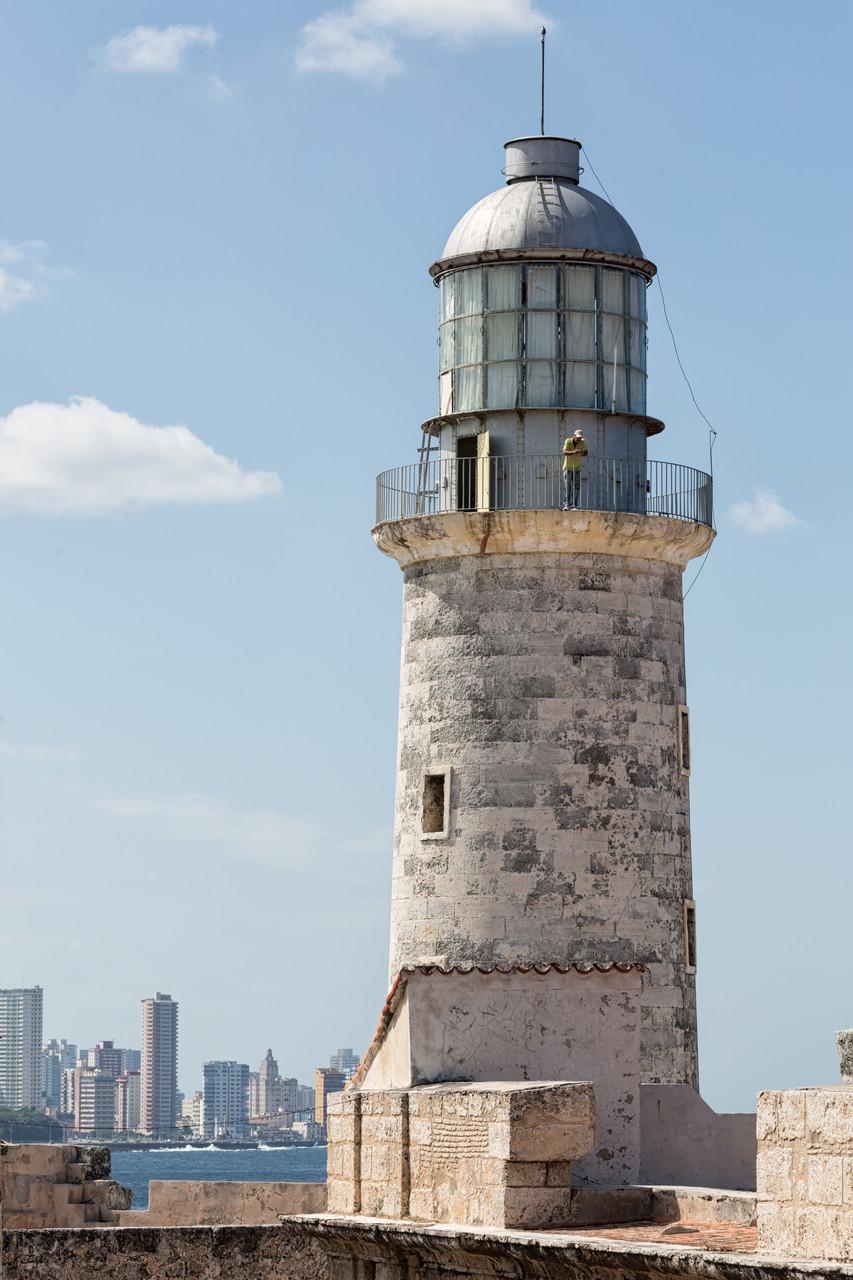 Faro del Morro de la Habana