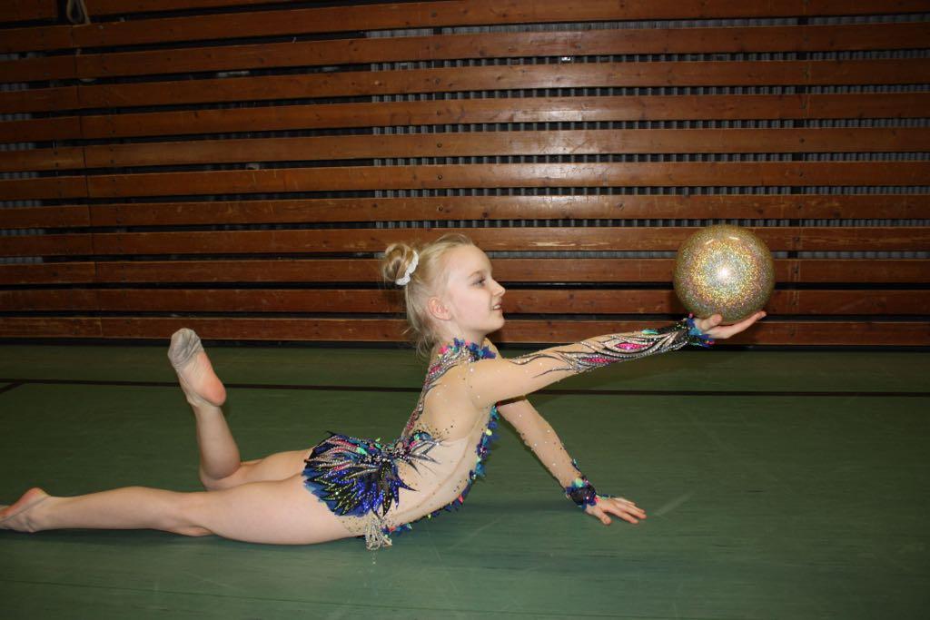 Rhythmische Sportgymnastik