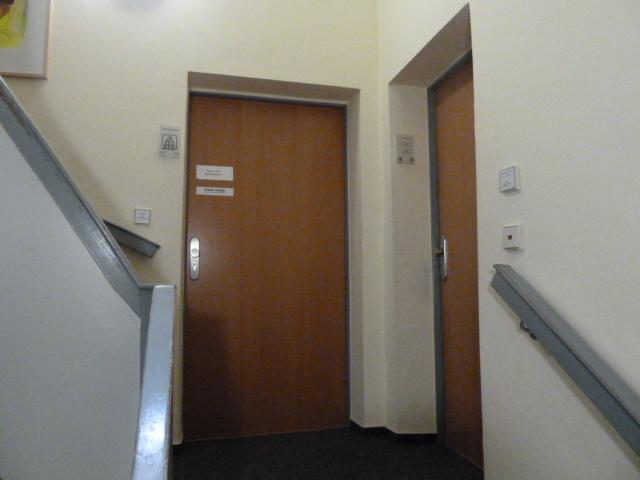 Zwischentür erste Etage