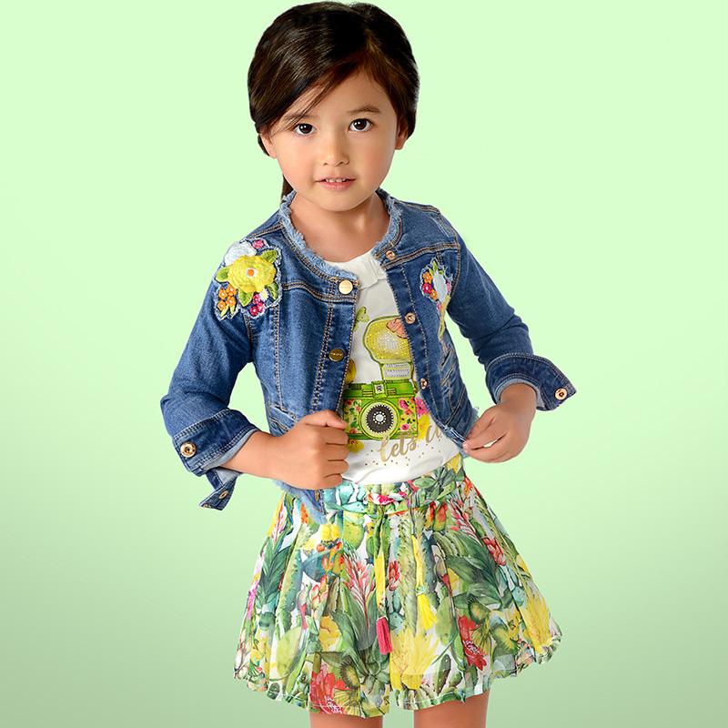 0e97395f1 2018-03912-008 Falda pantalón con fuelles para niña mayoral - Moda y ...