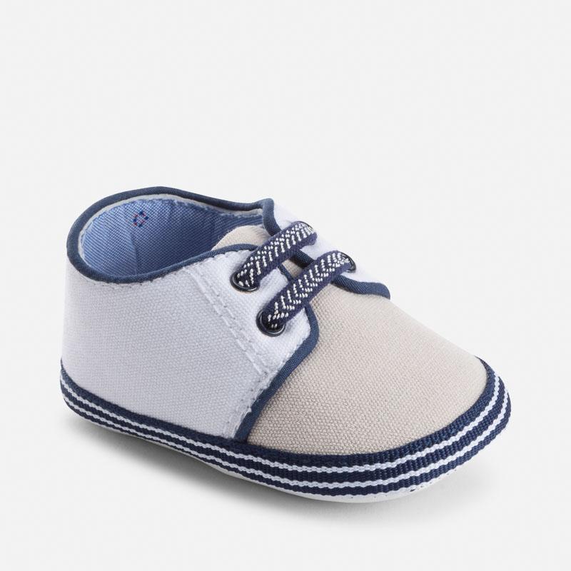 fd39676ba3d 09490-051 Zapatos bebe niño cordones fijos elasticos mayoral - Moda ...