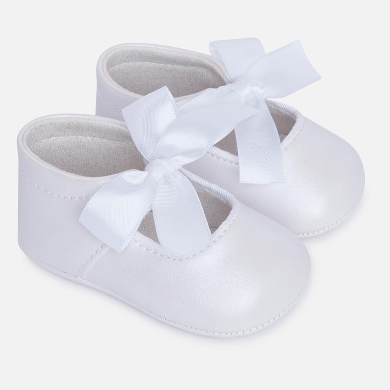 476006bce 09499-023 Zapato bebe niña con lazo mayoral - Moda y ropa infantil ...