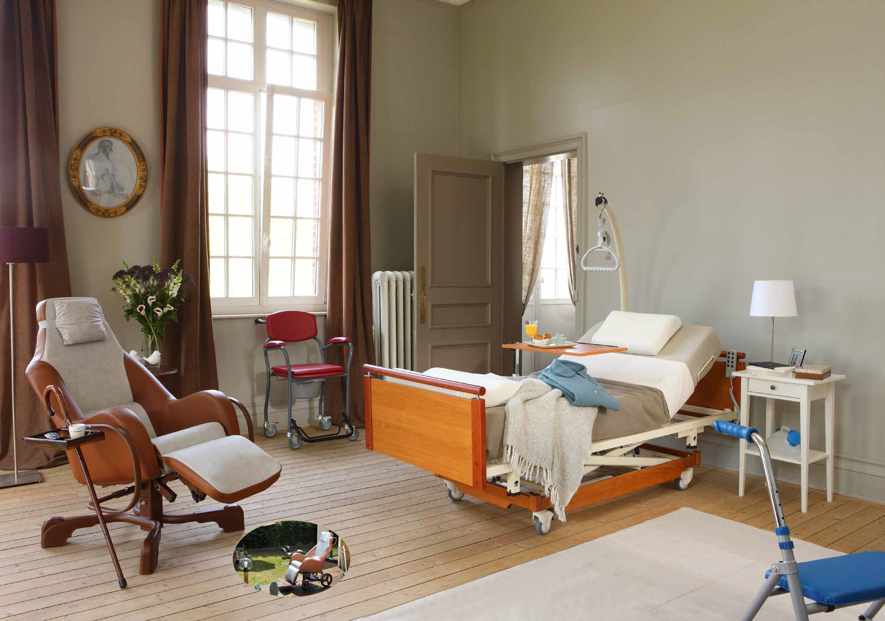 vente et location de materiel medical site de. Black Bedroom Furniture Sets. Home Design Ideas