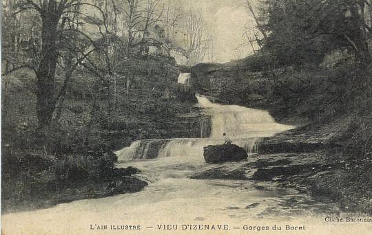 Vieu d'Izenave: Gorges du Borrey