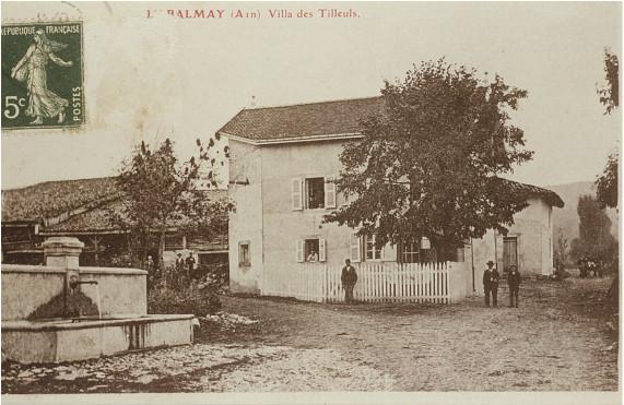 Le Balmay: Rue du tilleul
