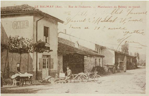 Le Balmay: Maison Décullier
