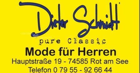 Dieter Schmidt pur classic