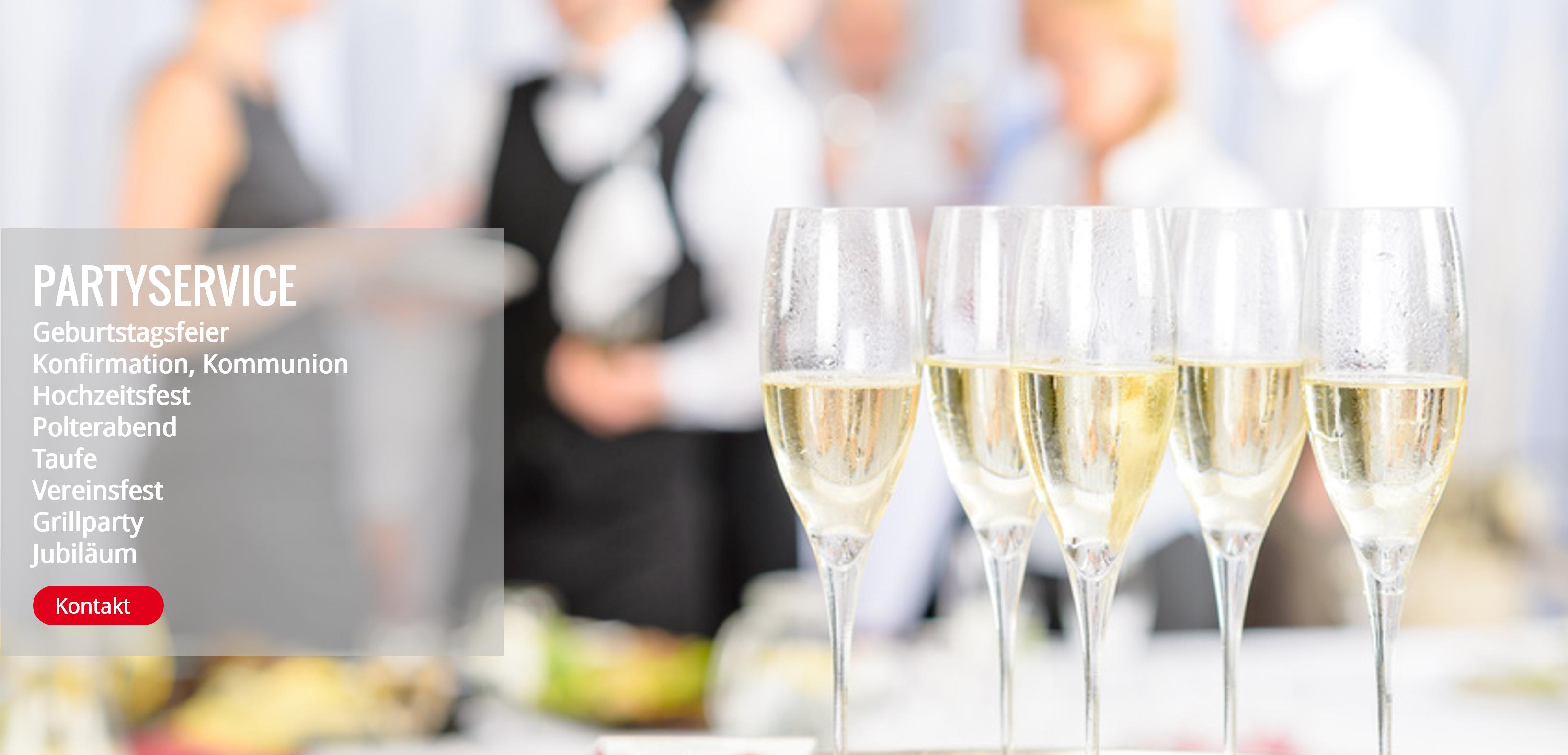Mornhinweg Partyservice für Private Events