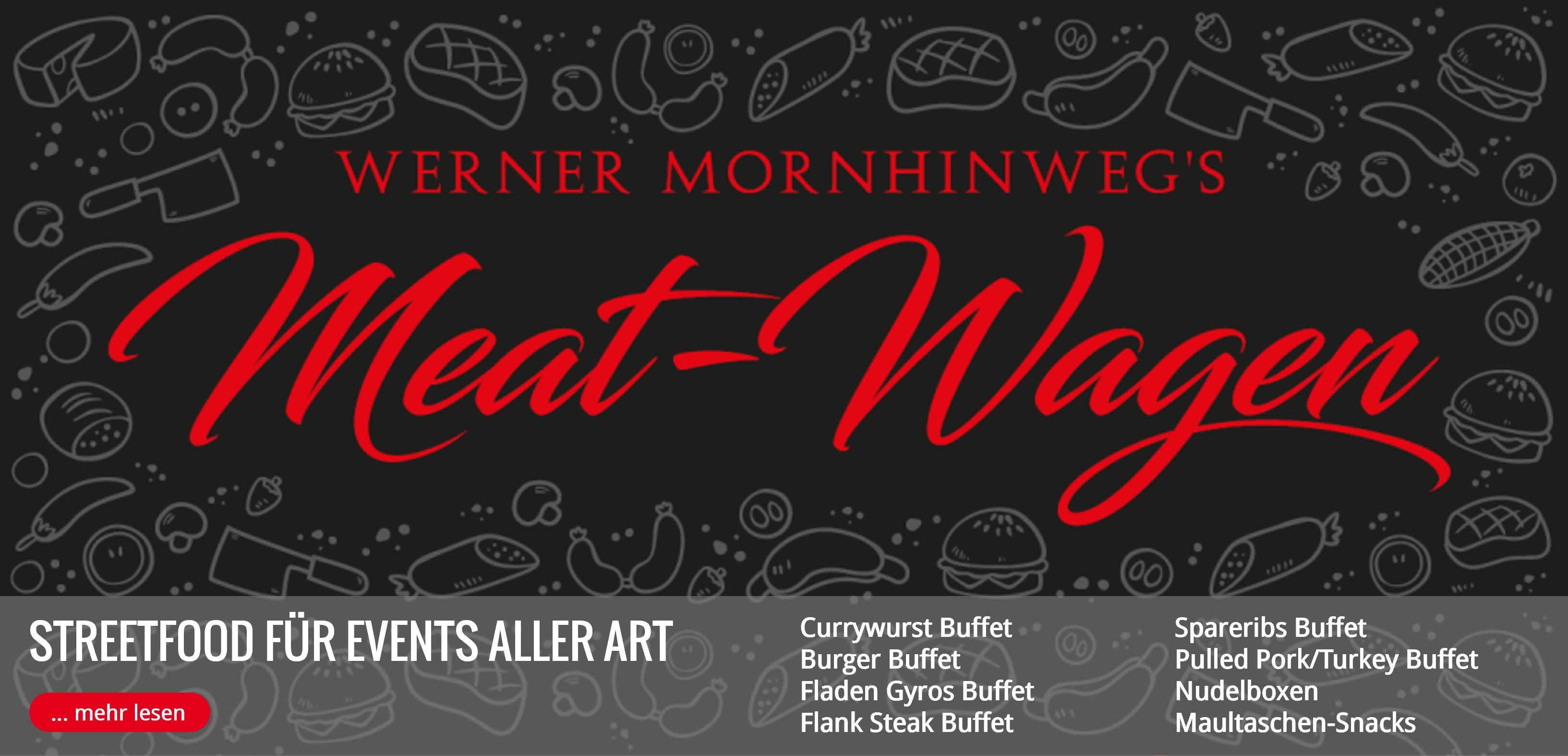 Mornhinweg Lieferservice für Buffet, Speisen, Brötchen
