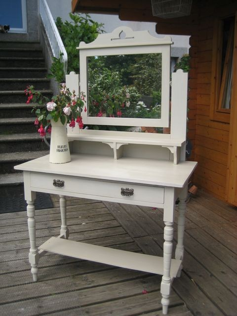 Table de toilette Armelle (Commande)