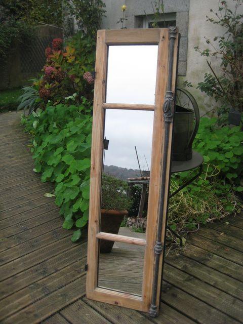 Miroir fenêtre - Vendu