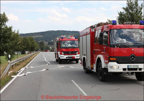 17.08. Feldbrand Schneeberg