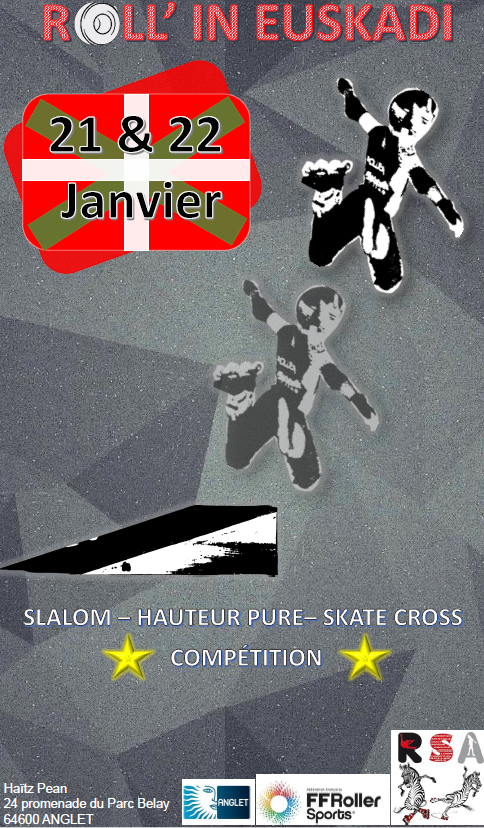 Roll 39 in euskadi site de ffroller freestyle - Www le palet com competitions coupes bulletins d inscriptions ...