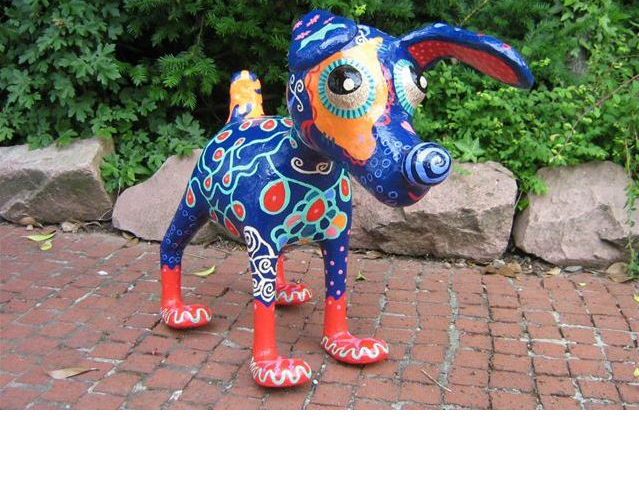 Hund 2004, 56/28/65 cm