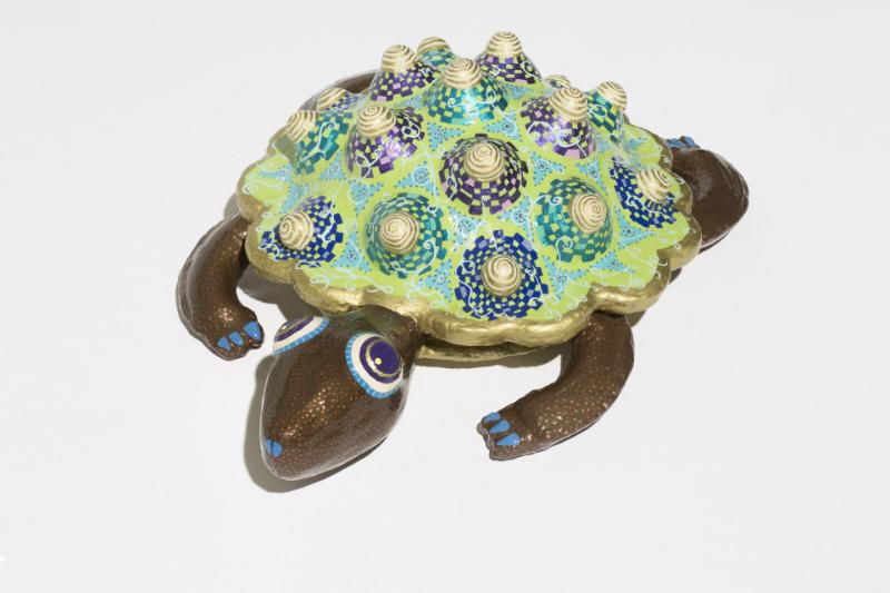 Schildkröte Esmeralda 2015, 49/54/62 cm