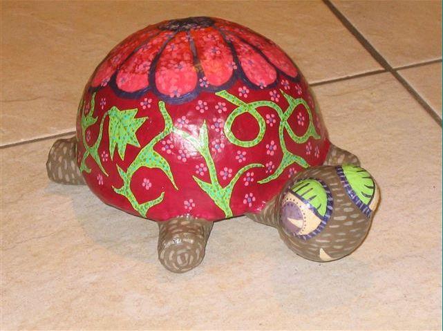 Blumenschildkröte 2007, 14/20/28