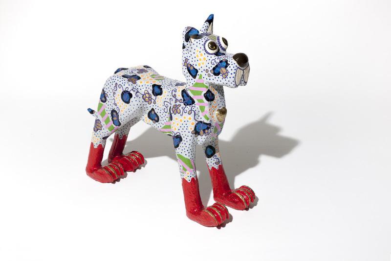 Hund Dexter 2014, 119/45/132 cm