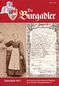 Burgadler Jahresheft 2014