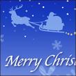 ANA、クリスマスカード