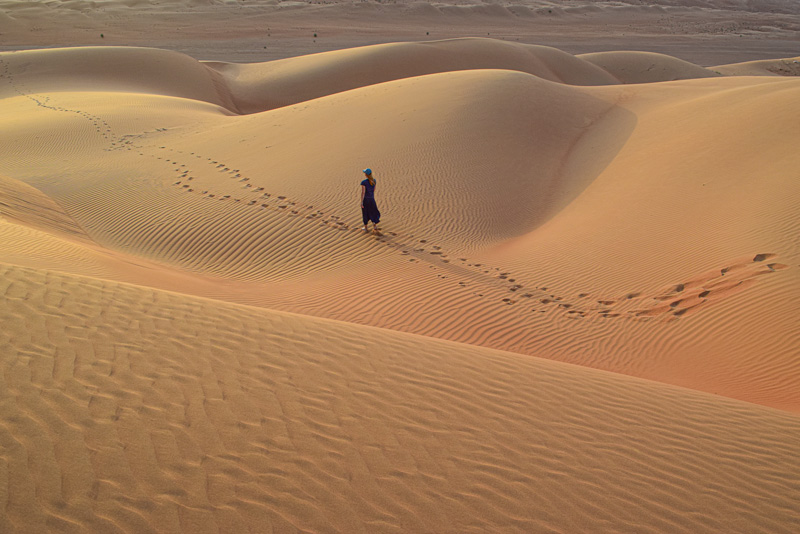 12 Days in Oman - Desert
