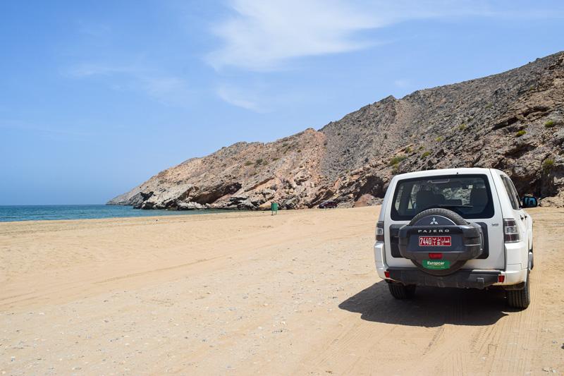 12 Days in Oman - Yiti Beach