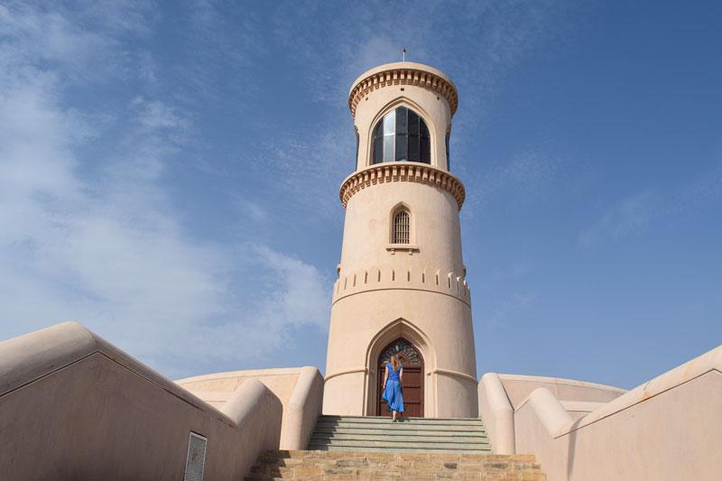 12 Days in Oman - Al Ayjah Watchtower
